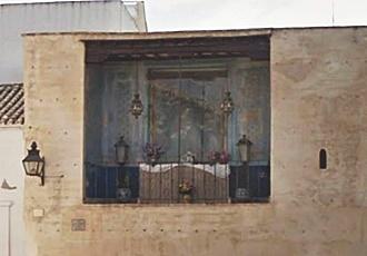 El Gobierno Local anuncia que después de Semana Santa dará inicio la restauración del retablo del Arco de Belén.