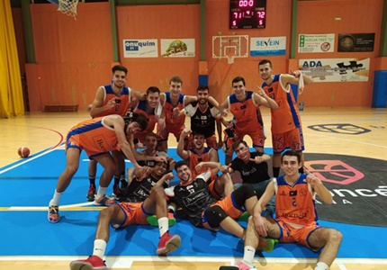 plantilla ecija basket club