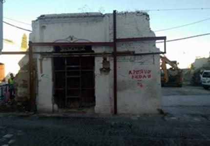 El Gobierno Local defiende la actuación sobre el derribo de los restos de la Casa de los Zayas.